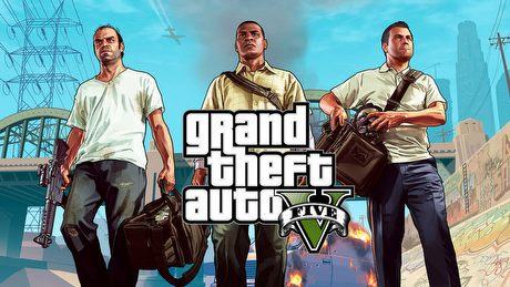 Gramy w Grand Theft Auto V - trzech bohaterów w akcji!