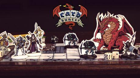 Darmowy RPG tak klasyczny, że czuć zapach papieru - testujemy Card Hunter!