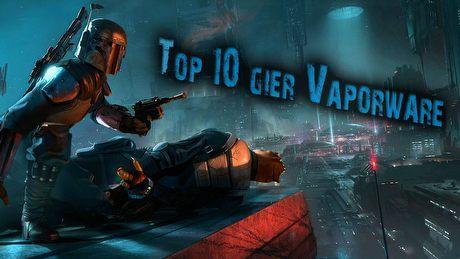 Najciekawsze 10 gier, które nigdy nie wyszły