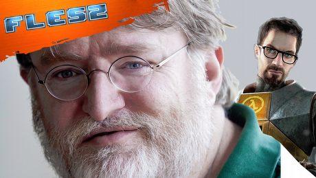 """Więcej Half-Life'a? Gabe jest na """"tak"""". FLESZ – 19 stycznia 2017"""