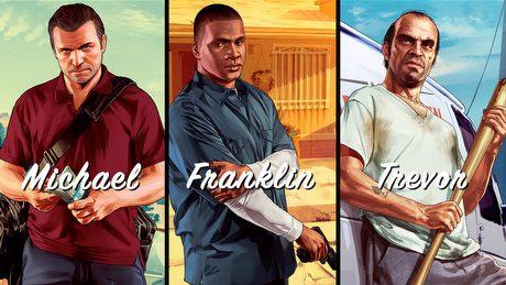 Efektowna jatka w Grand Theft Auto V