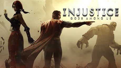 Gramy w Injustice: Gods Among Us