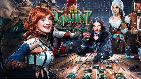 Testujemy Gwinta na targach gamescom 2016 - gameplay, kampania single, mikrop�atno�ci