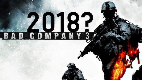 Co po Battlefieldzie 1 - czy w 2018 roku dostaniemy Bad Company 3?