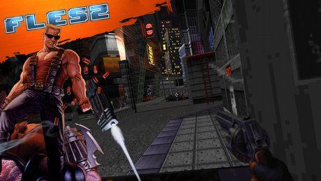 Nowa gra na silniku… Duke Nukem 3D. FLESZ – 12 lipca 2017