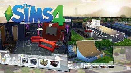 Budowanie w The Sims 4 - siedlisko tvgry.pl w ca�ej okaza�o�ci