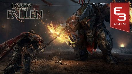 E3 2014: M�otem przez �eb! Grali�my w Lords of the Fallen