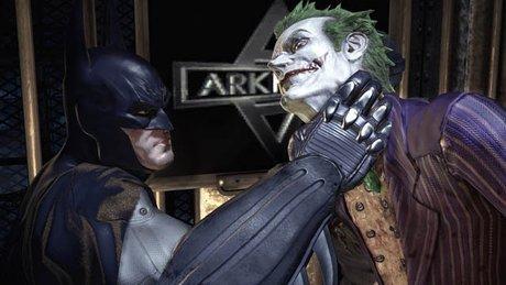 Gramy w Batman: Arkham Asylum - Eskorta