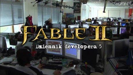 Dziennik developera Fable II - cz. 5