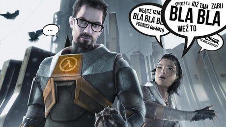 Gdzie się podziali milczący bohaterowie gier?