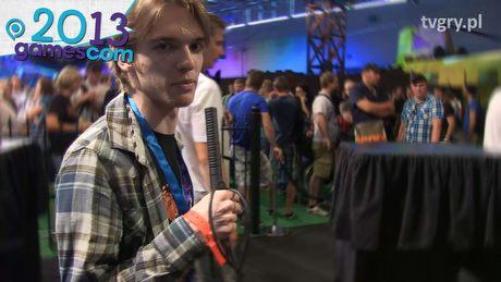 Activision Blizzard i Konami: spacerów część dalsza - gamescom 2013