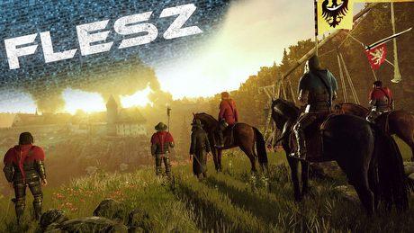 FLESZ - 19 sierpnia 2014 - nadchodzi alfa Kingdom Come!