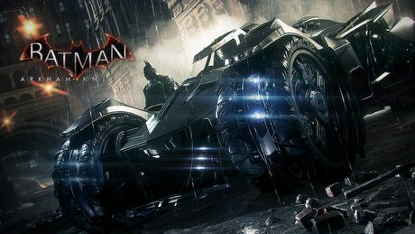 Grali�my w Arkham Knight na targach gamescom 2014! Skradanie, b�jki i Batmobil