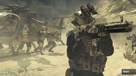 Gramy w Modern Warfare 2 - operacje specjalne