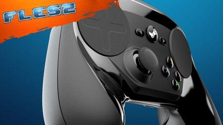 Steam Controller wkracza na rynek! FLESZ 12 listopada 2015