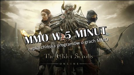 The Elder Scrolls Online: zdobywamy zamki w PvP – MMO w 5 minut!