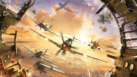 Gramy w World of Warplanes - wersja beta