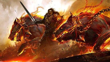 Guild Wars 2 PvP - Złodziej, Guardian, Elementalista