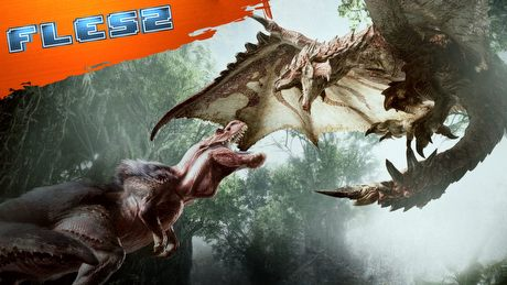 Assassin's Creed czy Monster Hunter - nowe gameplaye! FLESZ – 7 lipca 2017
