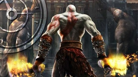 God of War III w 5 sekund
