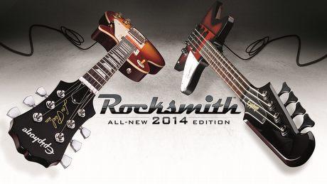 Gramy w Rocksmith 2014 - raj dla gitarzystów?