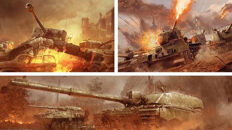 World of Tanks vs War Thunder vs Armored Warfare - pojedynek gier czo�gowych
