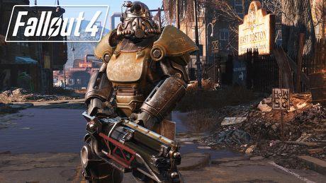 Bractwo Stali kontra Szpon �mierci � przywdziewamy Power Armor w Fallout 4