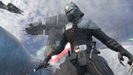 Gramy w SW: The Force Unleashed - Hoth