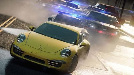 Need for Speed: Most Wanted - pościgi i wyścigi