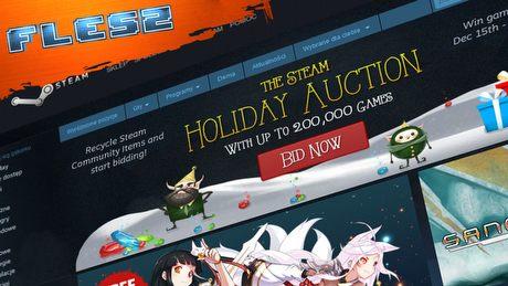 Koniec tanich gier na Steamie? FLESZ – 18 grudnia 2014