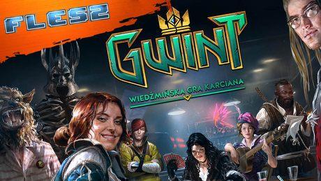 Gwint zaprasza do gry – ruszyły zamknięte testy. FLESZ – 26 października 2016