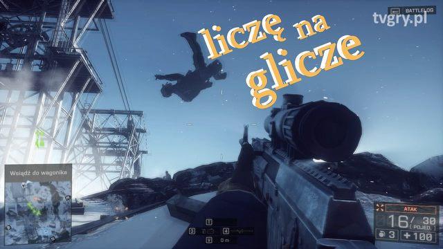 Licz� na glicze: Battlefield 4 - kontratak