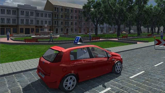 Nauka jazdy gra online tnau pg fees online