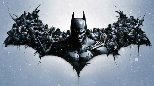 Gramy w Batman: Arkham Origins!