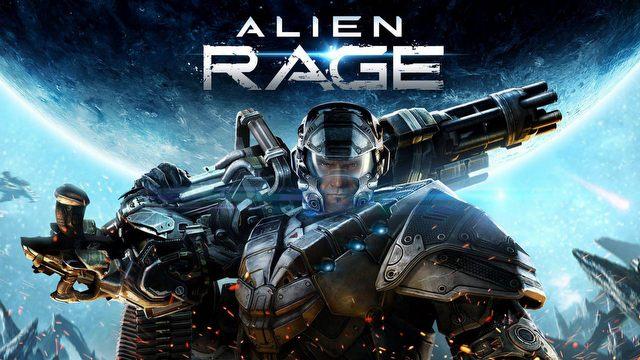 Gramy w Alien Rage - sieczka bez zobowi�za�