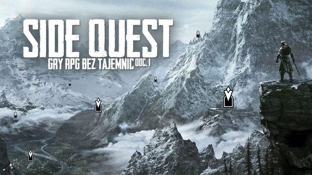 Side Quest #1 - program dla hardkorowych fanów gier RPG
