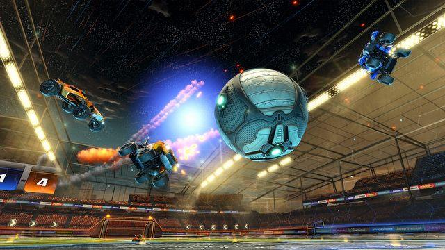 Zjawiskowy Rocket League - dlaczego warto dać szansę tej grze?