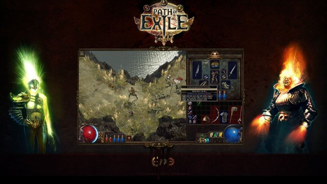 Path of Exile w akcji.