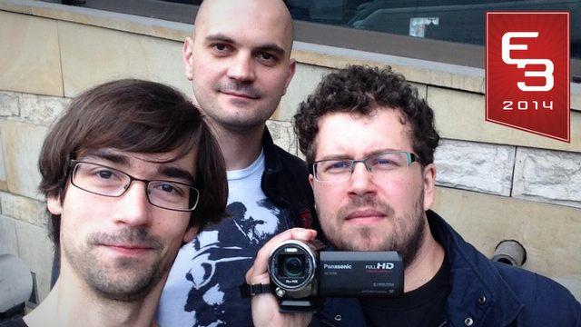 E3 2014 - dzień 0, czyli tam i bez powrotu