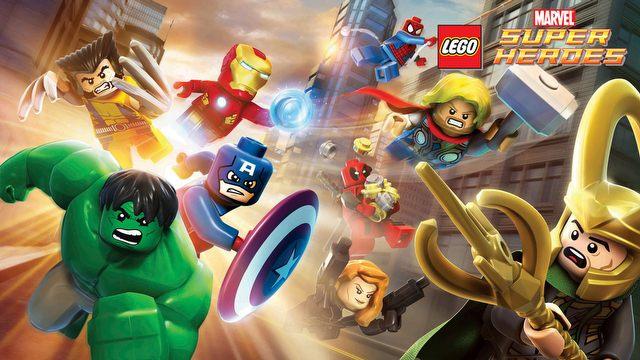 Drugie zdanie na temat LEGO Marvel Super Heroes.