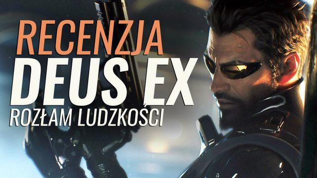 Po buncie czas na rozłam - recenzja Deus Ex: Mankind Divided