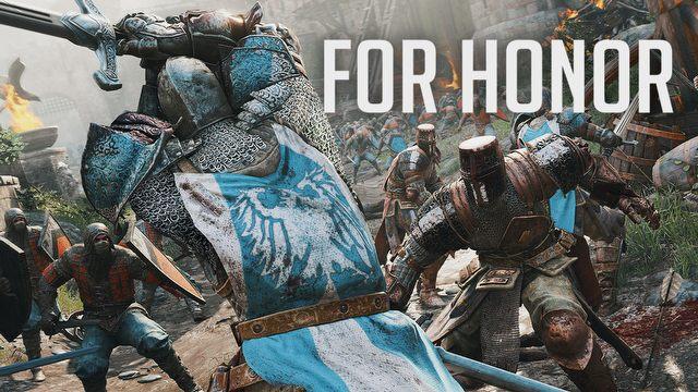 Graliśmy w For Honor - Chivalry/Mount and Blade od Ubisoftu?