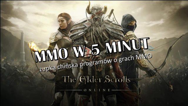 The Elder Scrolls Online: zdobywamy zamki w PvP � MMO w 5 minut!
