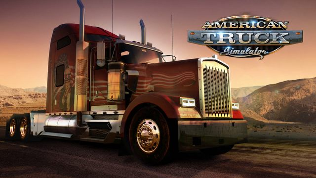 Gramy w American Truck Simulator!