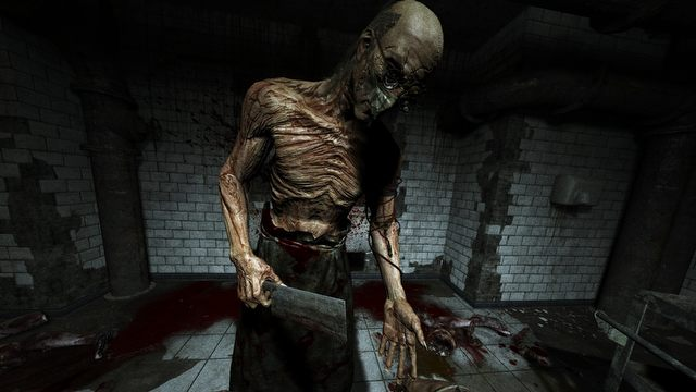 Gramy w Outlast! I si� boimy.
