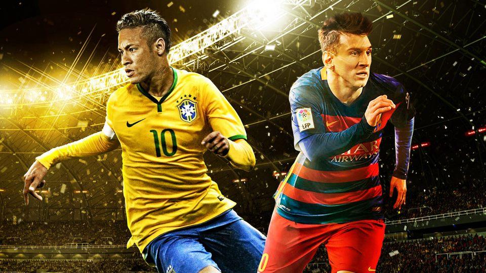 FIFA 16 vs PES 2016 - pojedynek pecetowych symulator�w pi�karskich