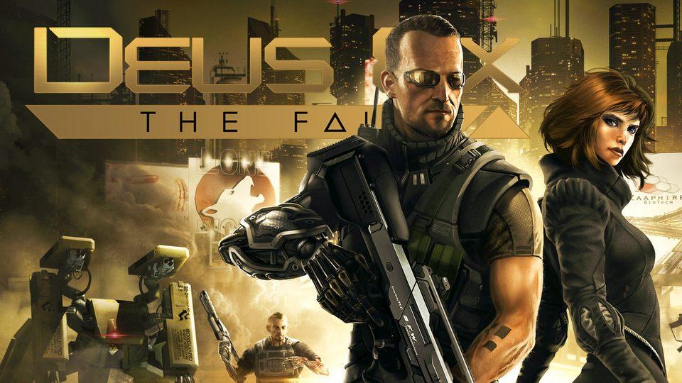 Gramy w Deus Ex: The Fall na PC - czy port z tabletów ma w ogóle sens?