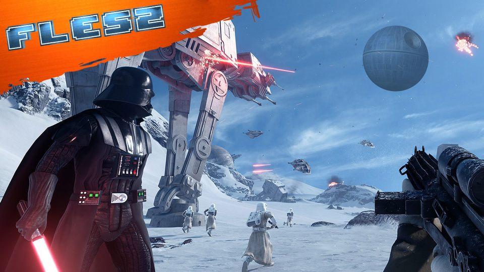 Gwiazda �mierci w Battlefront, Darth Vader w VR! FLESZ � 19 lipca 2016