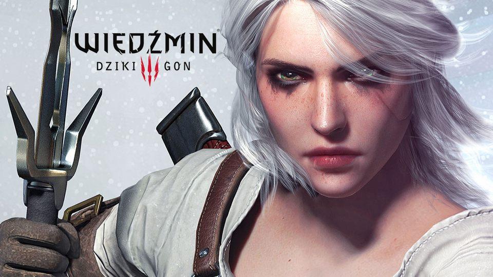 Wied�min 3 na najnowszym gameplayu - Dziki Gon w akcji na targach gamescom 2014
