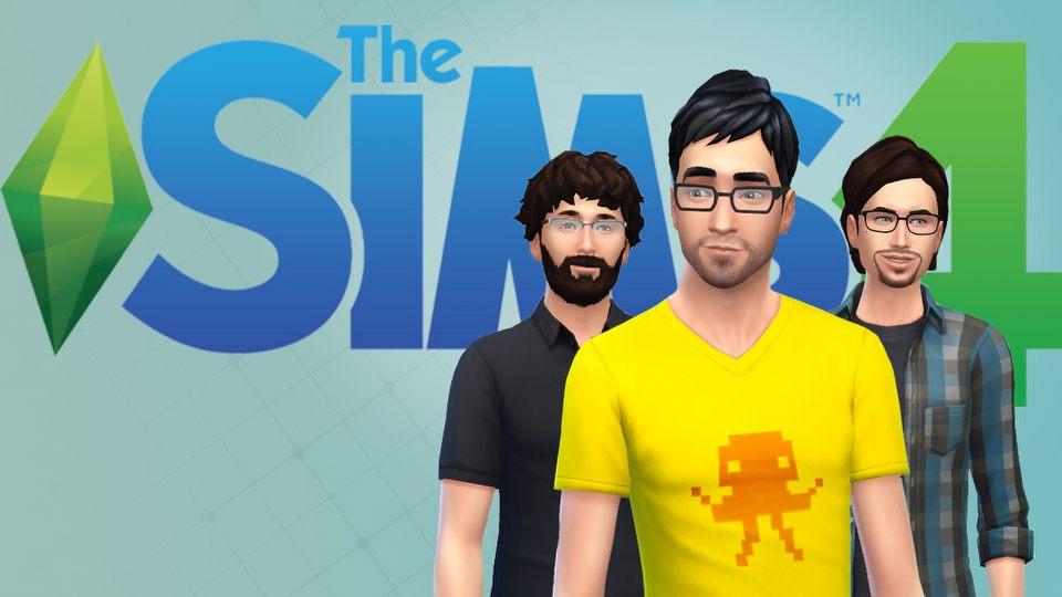 �ycie w The Sims 4 - nowo�ci na przyk�adzie redakcji tvgry.pl